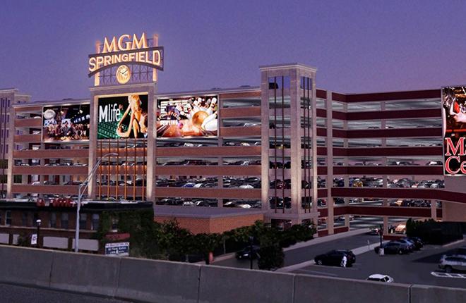 Nuevo casino de MGM en Springfield<br />