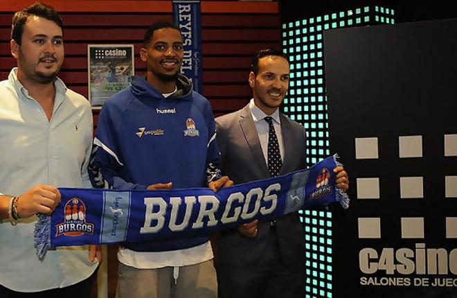 Los salones C4sino renuevan su patrocinio con el club de baloncesto San Pablo Burgos