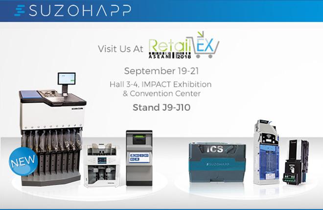 SuzoHapp quiere atraer el inter&eacute;s del negocio <em>minorista</em> en Asia<br />