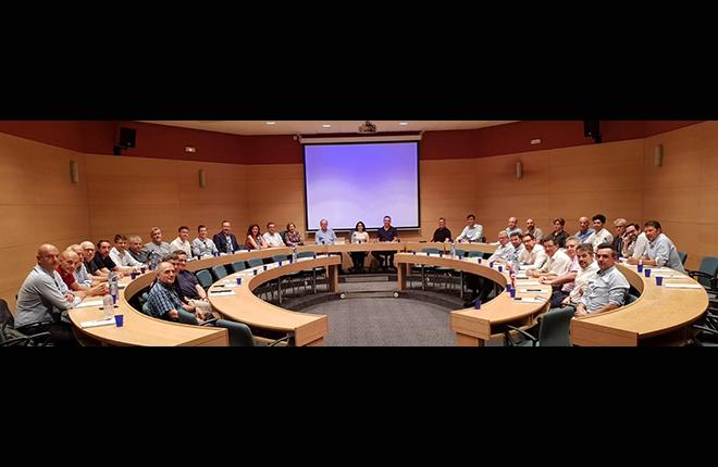 Asamblea del Club de Convergentes<br />