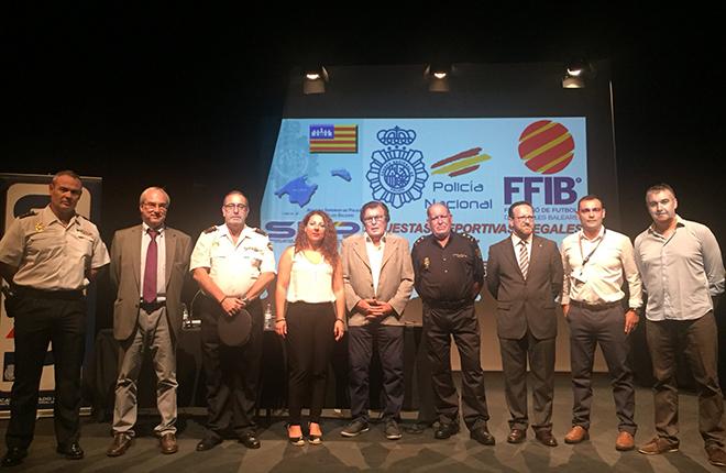 Jornada sobre apuestas deportivas ilegales en Baleares<br />