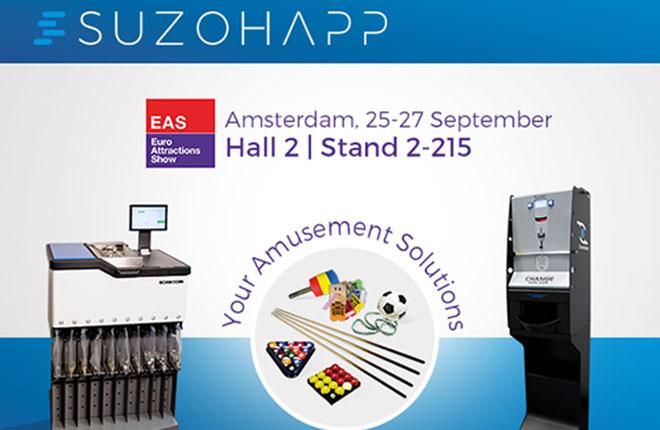 Suzohapp presentar&aacute; nuevas soluciones en EAS<br />
