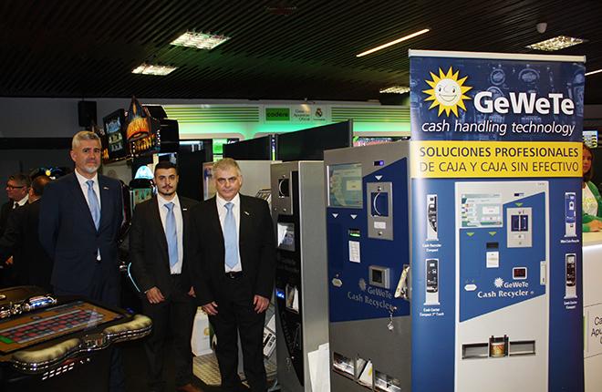 GeWeTe lleva m&aacute;s de 100 unidades de Cash Recycler y Cash Center Compact instaladas durante este a&ntilde;o<br />