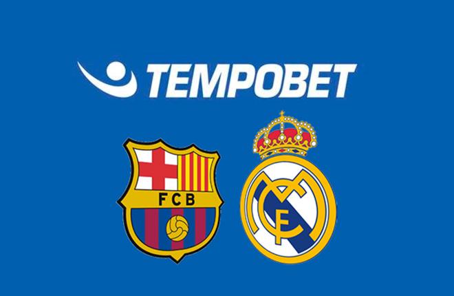 Tempobet renueva su acuerdo con el Real Madrid y el FC Barcelona<br />
