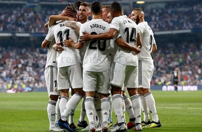 La casa de apuestas Manbetx patrocinar&aacute; al Real Madrid en Asia<br />