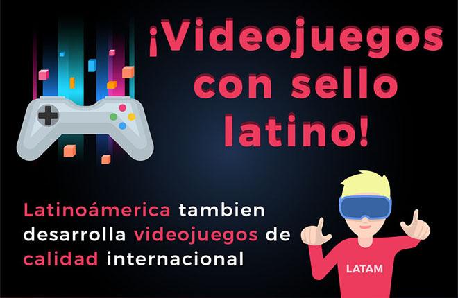 Latinoam&eacute;rica tambi&eacute;n desarrolla videojuegos de calidad internacional <br />