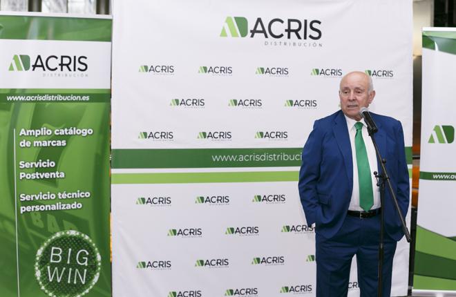 Acrismatic eleva sus ventas un 3,6%<br />