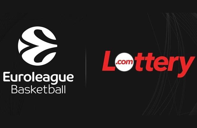 Lottery.com, nuevo sponsor de la Euroliga de baloncesto<br />