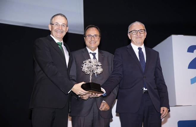 ALZIS, anterior Grupo COVES, recibe el premio AEFA<br />