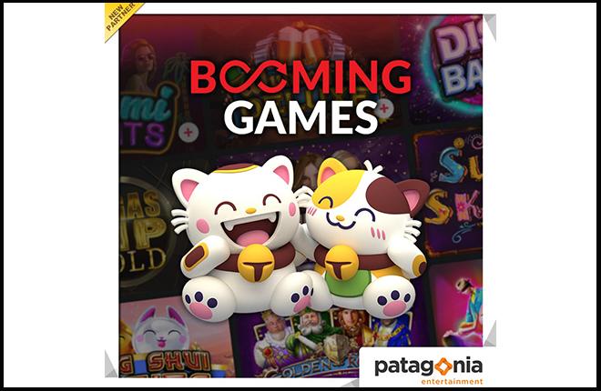 Acuerdo entre Patagonia y Booming Games<br />