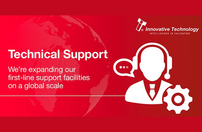 ITL ampl&iacute;a su servicio de soporte t&eacute;cnico<br />