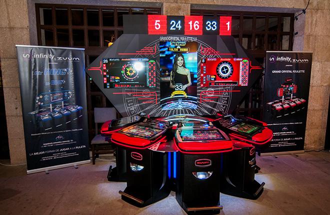Infinity Gaming mostrar&aacute; sus &uacute;ltimas novedades en ruletas y slots<br />