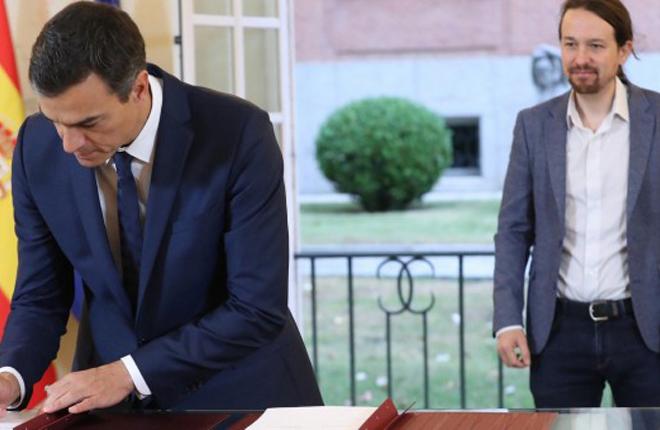 Los l&iacute;mites al juego que quieren PSOE y Podemos<br />