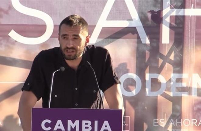 UGT rebate al <em>podemita</em> Delgado sobre la bajada de impuestos al bingo de Madrid<br />