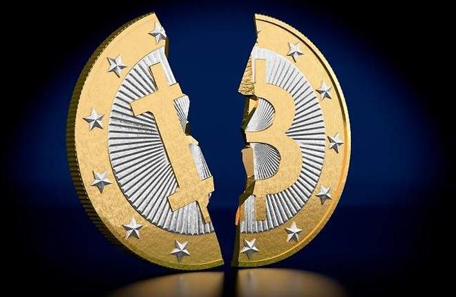 El hundimiento de una criptomoneda amenaza con reventar el mercado mundial de bitcoins<br />