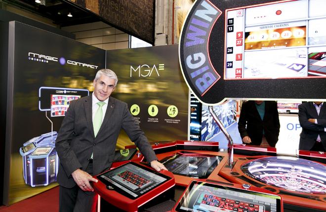 &ldquo;&Aacute;frica es un mercado emergente y un reto de futuro para MGA y para todo el sector del juego&rdquo; <br />