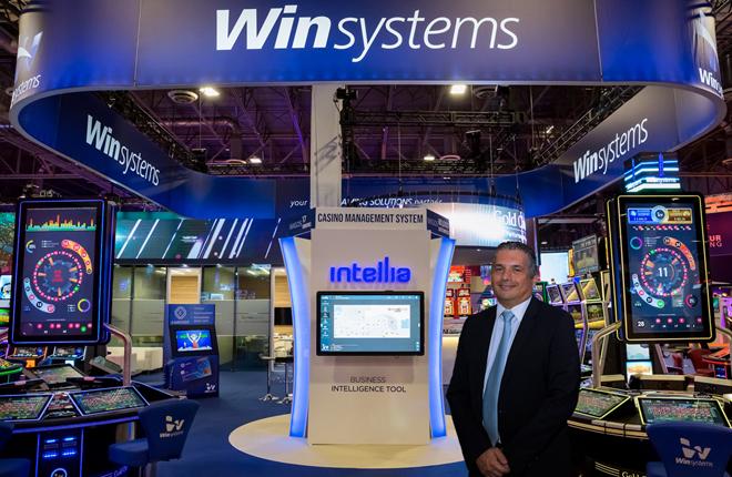 &ldquo;Las innovaciones que presentamos atrajeron a muchos visitantes al stand de Win Systems en G2E&rdquo;<br />