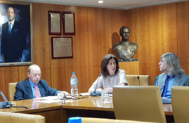 El Club de Convergentes explica a los asociados de AEJOMA su trabajo en protocolos y medios de pago<br />