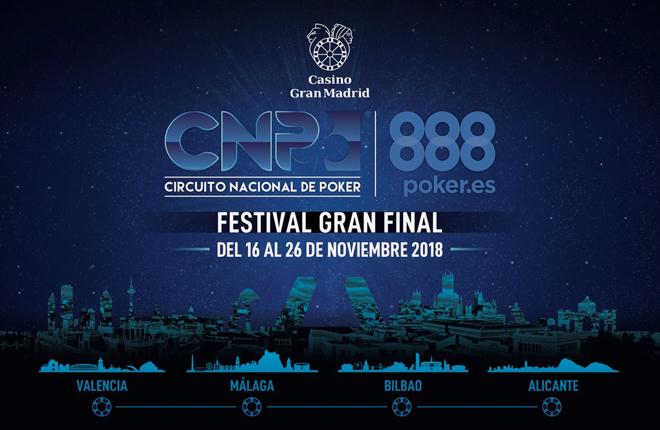 La Gran Final CNP888 2018 llegar&aacute; a Madrid en un mes<br />