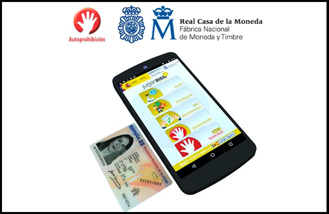 Lanzamiento de una <em>app</em> para facilitar la inscripci&oacute;n en el Registro de Interdicciones de Acceso al Juego <br />