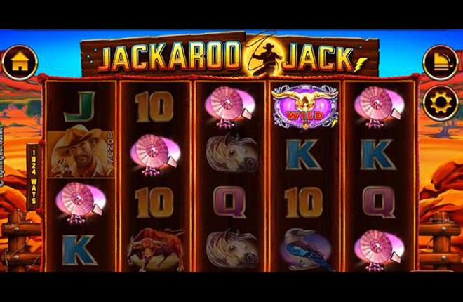 Jackaroo Jack, de Lightning Box, hace un prelanzamiento en las marcas de GVC durante tres meses<br />