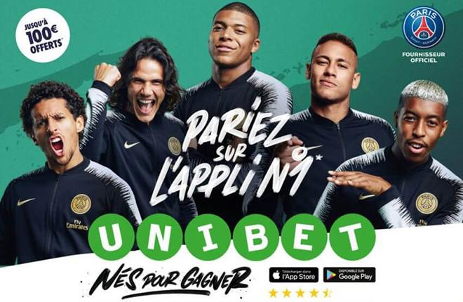 Unibet presenta su nueva campa&ntilde;a de marketing &ldquo;Nacidos para ganar&rdquo; protagonizada por las estrellas de PSG<br />