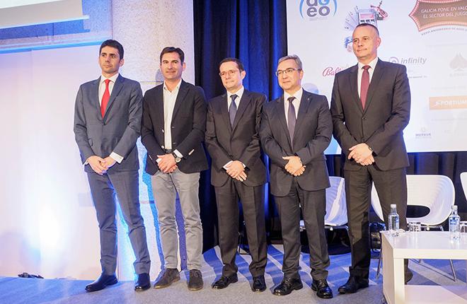 La industria del juego gallega reivindica su aportaci&oacute;n a la econom&iacute;a y la sociedad desde el compromiso con el juego responsable<br />
