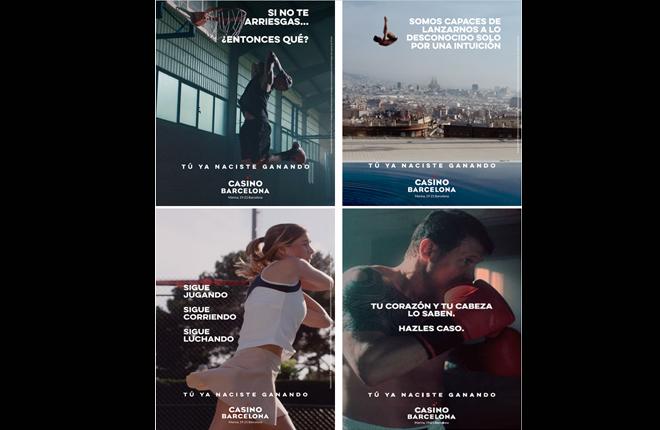 Casino Barcelona estrena nueva campa&ntilde;a publicitaria coincidiendo con el lanzamiento de sus apuestas deportivas online<br />