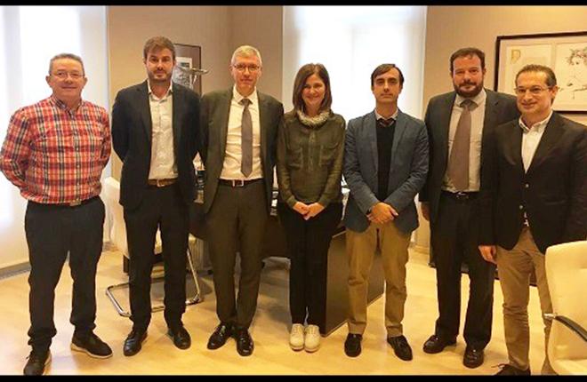 Presentadas las acciones de RSC de ANESAR&nbsp;en Castilla-La Mancha<br />