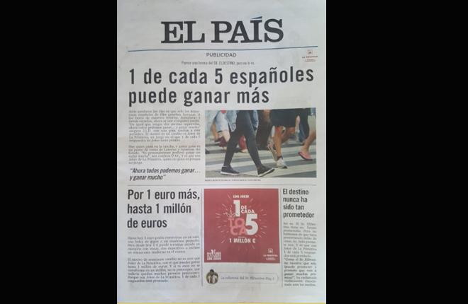 <strong>FEJAR EXIGE SISTEMAS DE VERIFICACI&Oacute;N DE IDENTIDAD EN LAS TERMINALES DE JUEGOS DE SELAE Y ONCE</strong><br />