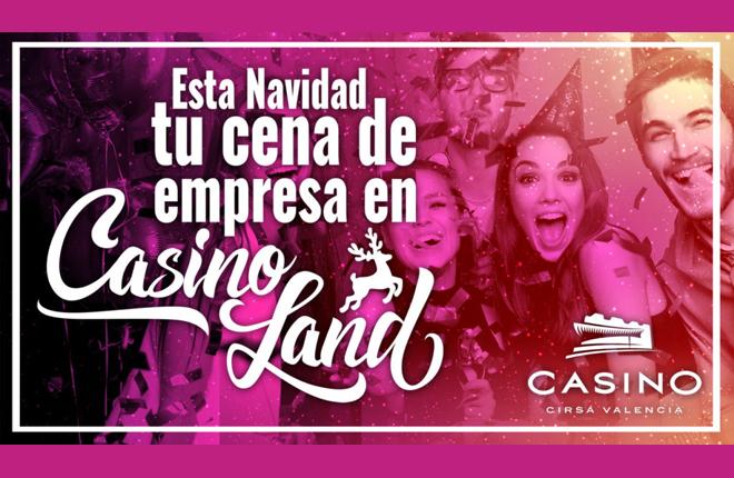 El Casino Cirsa Valencia se convierte en un aut&eacute;ntico parque de juegos<br />