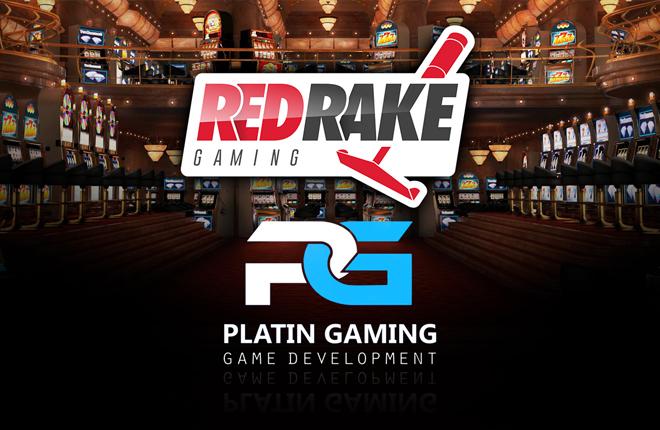 Red Rake Gaming firma un acuerdo de colaboraci&oacute;n con Platin Gaming<br />
