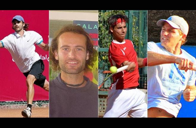 Los tenistas españoles de la mafia armenia: 1.000 euros por un juego, 5.000 euros por un partido