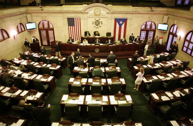 LA CÁMARA DE PUERTO RICO APRUEBA LA OPERACIÓN DE MÁQUINAS DE AZAR FUERA DE LOS CASINOS