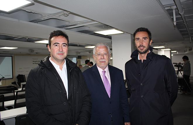 Asistentes a la presentación del Anuario del Juego en España