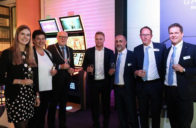 Pleno de Merkur Gaming en Holanda<br />