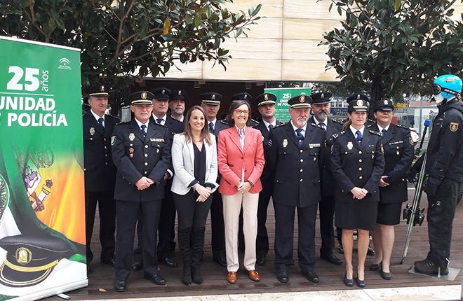 La Polic&iacute;a Andaluza ha intervenido 1,82 millones de cartones de bingo en sus 25 a&ntilde;os de existencia<br />