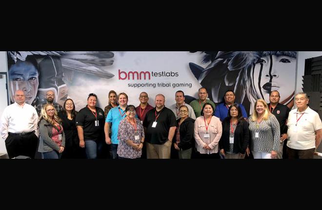 <em>Master Class</em> de BMM en el programa de certificaci&oacute;n de NIGA<br />