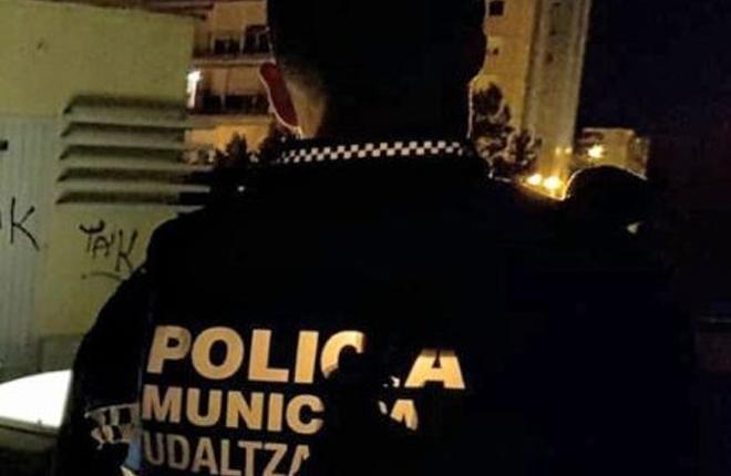 <strong>UN CASO AISLADO</strong>: Identificados seis menores de edad en un sal&oacute;n de Pamplona <br />