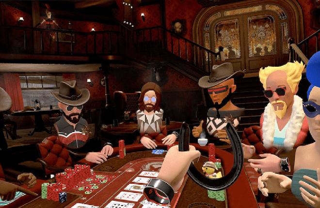 PokerStars VR lleva al p&oacute;quer a mundos virtuales inmersivos con Oculus Rift y HTC Vive<br />