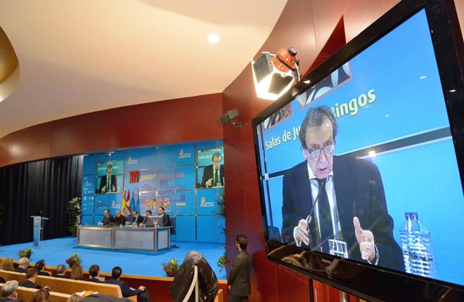 Ya no hay plazas para el Congreso de Castilla y Le&oacute;n<br />