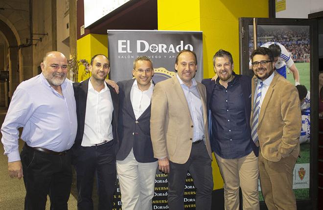 Salones EL DORADO obtiene el Sello de Responsabilidad Social de Arag&oacute;n<br />