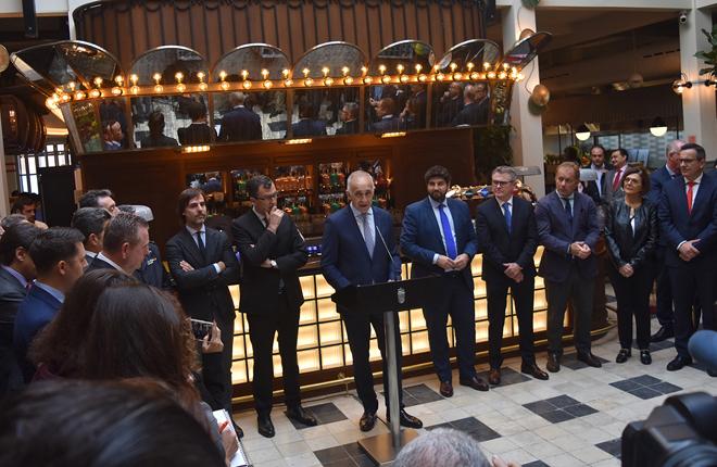 Orenes abre el Mercado de Correos con una amplia oferta de ocio<br />