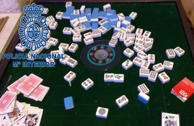 Desmantelado un sal&oacute;n de juegos chinos en Badajoz<br />
