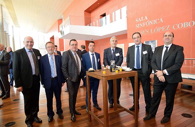 Primera galer&iacute;a de fotos del Congreso de Castilla y Le&oacute;n<br />