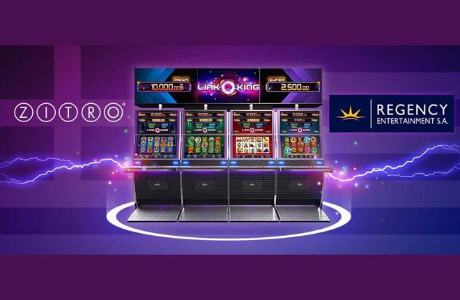 Link King llega a los casinos de Regency Entertainment<br />