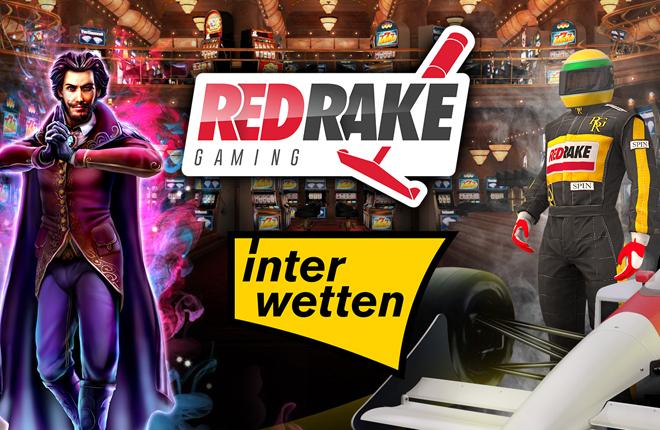Red Rake Gaming firma un nuevo acuerdo con el operador Interwetten<br />