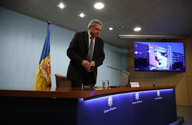El Gobierno de Andorra desestima los recursos contra la adjudicaci&oacute;n del casino<br />