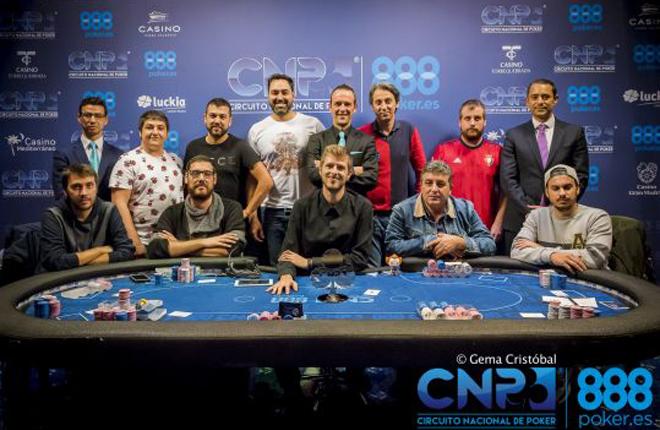 Nuevo &eacute;xito del circuito CNP888 en Madrid<br />