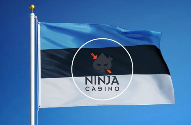 Lanzamiento de Ninja Casino en Estonia<br />